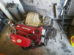 Двигатель с навесным 3sge beams red top
