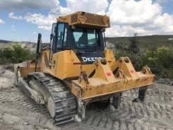 John Deere 850J. Продам в отличном рабочем состоянии бульдозер JOHN Deere 850J, 6 000куб. см., 19 000кг.
