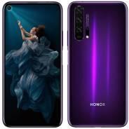 Honor 20 Pro. Новый, 256 Гб и больше, Фиолетовый, 3G, 4G LTE, Dual-SIM, NFC