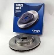 Advics диск тормозной Subaru Impreza / Legacy / Forester 315mm