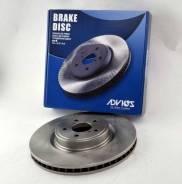 Advics диск тормозной Subaru Impreza / Legacy / Forester 326mm