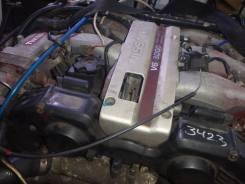 Двигатель VG30DETT #281019
