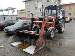 МТЗ 82.1. Продаю трактор МТЗ - 82.1 2007 г. в., с навеской ПФ - 1., 81 л.с.