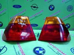 Стоп-сигнал. BMW 3-Series, E46, E46/4, E46/5, E46/2, E46/2C, E46/3 M57D30TU, M47D20TU, M54B25, M52B25TU, M52B28TU, M43B19, M54B22, M54B30, M43B19TU, N...