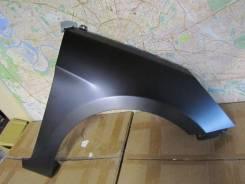 Крыло переднее правое Hyundai Solaris 11- без отв п/повторитель