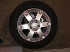Колёса с резиной лето Toyota 215/60 R16