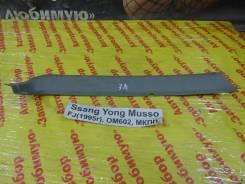 Накладка двери багажника Ssang Yong Musso Ssang Yong Musso 1993.09.14, левая задняя