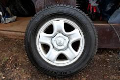 "Комлект колёс 215/70/R16 ""Dunlop SP Winter Ice 01""."