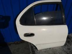 Дверь задняя правая Toyota Sprinter AE100