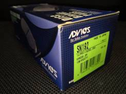 Дисковые тормозные колодки Advics SN192. В наличии SN192