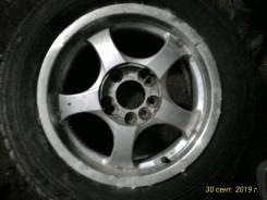 Продам резину R15 195/65 Bridgestone и диски универсальные 114.3*4и5
