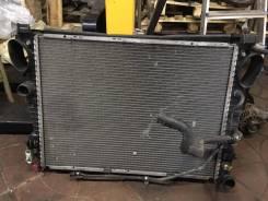 Радиатор охлаждения ДВС Mercedes S-Klasse W220