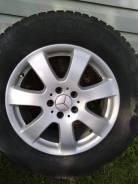 """Комплект колес в сборе на Mercedes ML 350 (w164). 7.5x17"""" 5x112.00 ET56 ЦО 66,6мм."""