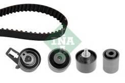 Ремкомплект ГРМ (ремень + ролики) KIA Bongo 3 J3 INA 530050910