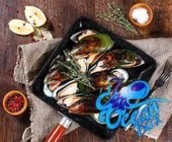 Морепродукты! Парные! Краб, креветка, гребешок, икра и многое другое