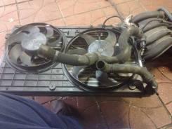 Кассета радиаторов в сборе VW Passat B7 CAX