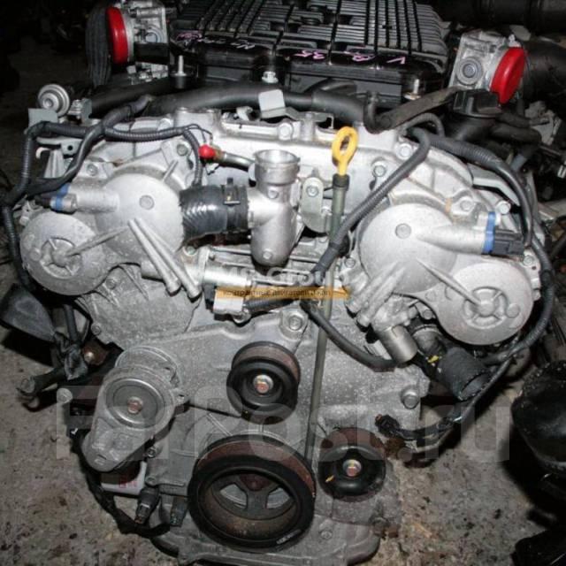 Двигатель VQ35HR для Nissan / Infiniti