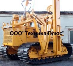 ЧТЗ Т10МБ. Продам Сваебой Ког 12.1 СП-49Д (Копровая установка), 18 000куб. см.