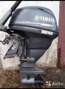 Yamaha. 25,00л.с., 4-тактный, бензиновый, нога S (381 мм), 2010 год