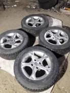 Комплект зимних колёс R15 5x114.3Maxxis 205/65R15