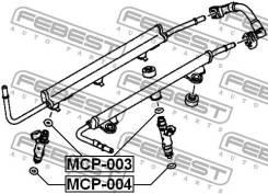 Кольцо уплотнительное форсунки впрыска топлива MCP-003