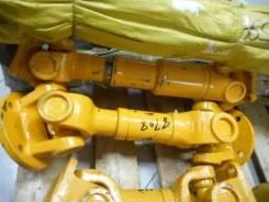 Вал карданный задний (L-400 мм, фланец круглый 6 отв.) ZL50G xcmg