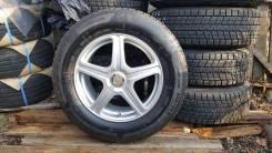 Зимние колеса Michelin Latitude 235/65-17 с Blows17x7 5х114.3/100 ЕТ38
