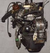 Двигатель Daihatsu AD карбюраторный на Daihatsu Cuore Mira L60