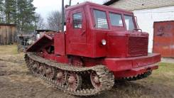 АТЗ ТТ-4. Трелевочный трактор ТТ-4, 10 850куб. см., 15 000кг., 12 000кг.