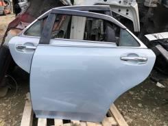 Дверь задняя левая Toyota Crown Athlete Hybrid GWS204 8U8