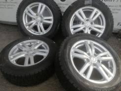 Литые диски Dufact на шинах Dunlop 215/60R16