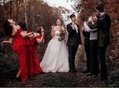 Свадебный фотограф (а также выпускные, индивидуальные фотосессии)
