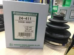 Maruichi 24411 Пыльник ШРУСа внешнего 24-411