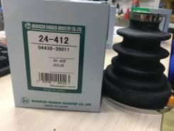 Maruichi 24412 Пыльник ШРУСа внутреннего 24-412