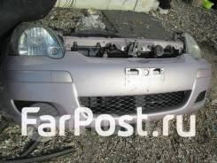 Бампер передний на Toyota VITZ SCP10 2МОД