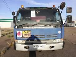 Nissan Diesel. Продаётся бензовоз , 12 503куб. см., 20 000кг., 8x2