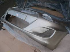 Бампер передний новый (бежевый / UBS) Hyundai Solaris 11-14г
