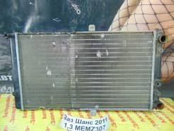 Радиатор охлаждения двигателя ЗАЗ Шанс ЗАЗ Шанс 2011