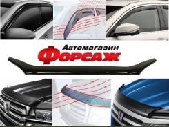 Дефлектор капота. Toyota: Corolla Spacio, Corona Premio, Corolla Fielder, Corolla, Corolla Runx, Cresta, Harrier, Highlander, Hilux Pick Up, Ipsum, La...