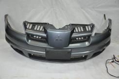 Бампер передний MMC Airtrek Sports Gear CU5W 4G69 2005 г