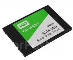 SSD 2,5 дюйма. 480Гб, интерфейс SATA