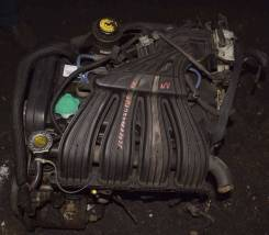 Двигатель ECC Chrysler