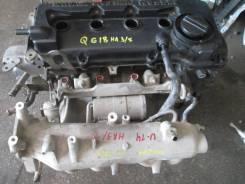 Двигатель Nissan Bluebird #U14 QG18DE