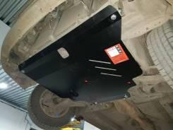 Защита картера Toyota Corolla Runx 2001-2006г.в. 2WD Шериф Стальная