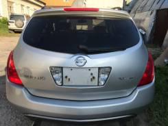 Бампер задний 003W0038151 Nissan Murano PZ50, PNZ50 в Новосибирске