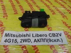 Кнопка аварийной сигнализации Mitsubishi Libero Mitsubishi Libero 1999.07.1