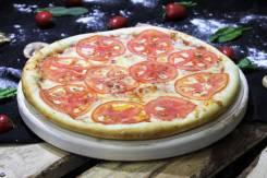Пицца «Страшный сон томата» пшеничное / злаковое тесто