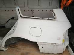 Крыло заднее левое Toyota Caldina ST210, б/у, цвет 040