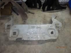 Панель задняя кузова Skoda Fabia