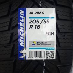 Michelin Alpin 6, 205/55 R16 91H